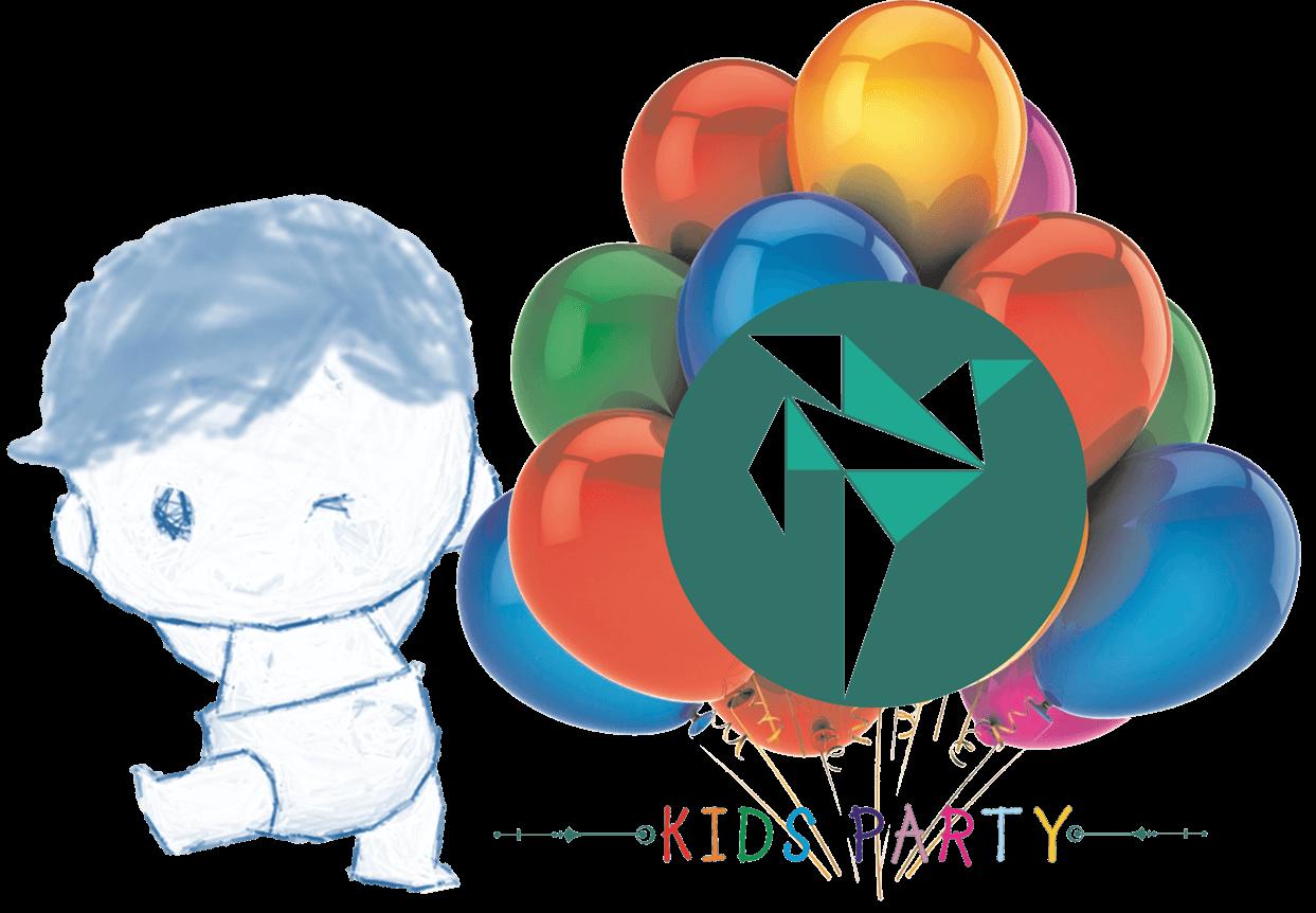 Baby Garden Kids Party