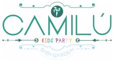 ⭐Camilú Baby Garden ⭐ Logo